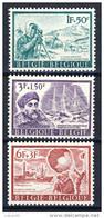 COB 1391 à 1393 **  (B3156) - Unused Stamps