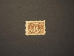 RUSSIA - TASSE - 1925 CIFRA 14 K. - NUOVI(+)