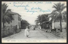 BISKRA Route De Touggourth Au Moulin (LL) Algérie - Biskra