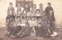 Srbija - Serbia , Bogatic 1926 1.razred Osnovne Skole Original Fotografija - Servië