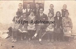 Srbija - Serbia , Bogatic 1926 4.razred Osnovne Skole , Original Fotografija - Serbie