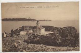 ° 83 ° RIBAUD - LE PHARE - LE VIEUX FORT ° LES ILES D'HYERES ° 51 ° - Autres Communes