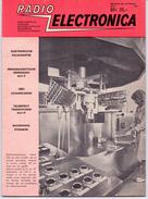 Tijdschrift Magazine Radio Elektronica - 1968 - Pratique