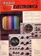 Tijdschrift Magazine Radio Electronica -  Elektronica - 1964 - Pratique