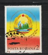 1988 - 70 Anniv. De L Etat Roumain Mi No 4517 Et Yv 3820 - 1948-.... Republics