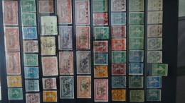 B Collection D'anciennes Colonies Françaises Tous états (timbres Réunion CFA **). A Saisir !!!