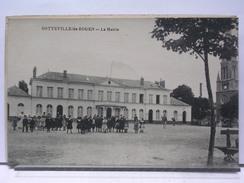 76 - SOTTEVILLE LES ROUEN - LA MAIRIE - ANIMEE - Sotteville Les Rouen