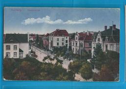 C.P.A. Saarburg - Hesserstrase - Sarrebourg