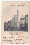 Dendermonde: Wachttoren En De Kerkstraat. - Dendermonde