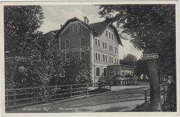 AK - HERRSCHING - Klostergaststätte Andescher Hof - Feldpost 1941 - Herrsching