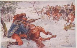 AK - K.u.K Militaria - Serie I. ROTES KREUZ Postkarte Nr. 197 (A. Marussig) - Rotes Kreuz