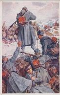 AK - K.u.K Militaria - Serie I. ROTES KREUZ Postkarte Nr. 199 (A. Marussig) - Rotes Kreuz