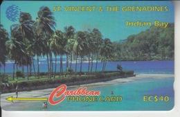 ST VINCENT ET LES GRENADINES - Saint-Vincent-et-les-Grenadines