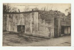 Koekelare  *  Couckelaere - Dépot De Munitions   (Guerre - World War I - Miltair) - Koekelare