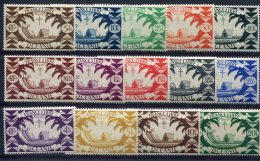 Ets De L-Océanie                 155/168  ** - Oceania (1892-1958)