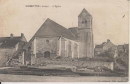 D02 - DOMPTIN - L'EGLISE - France