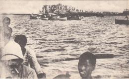 Somalie - Djibouti - Bâteaux - Jeune Somali - Colonial - Somalia