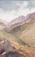 Italie - Val Di Redasco - Illustration - Valtellina - Sondrio