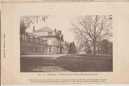 08 Ardennes Château De La Cassine 1911 Façade Principale  éditeur Vulbert à Le Chesne 10-2