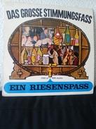 """"""" Das Grosse Stimungsfass, Ein Riesenspass """" Disque Vinyle 33 Tours - Sonstige - Deutsche Musik"""