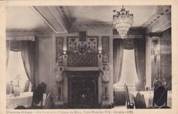Canada Quebec Trois-Rivieres Old Fireplace Chateau De Blois