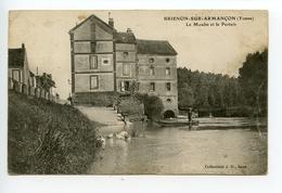 Brienon Sur Armançon Le Moulin Et Le Pertuis