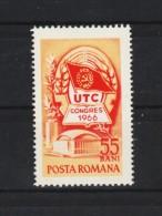 1966 - Congres De L Union Des Jeunesses Communiste Mi No 2486 Et Yv No 2229 MNH - 1948-.... Republiken