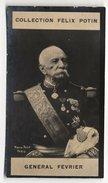 Collection Felix Potin - 1898 - REAL PHOTO - Général Février - Félix Potin