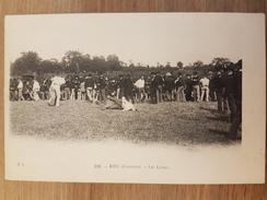 Riec.les Luttes.lutte Bretonne.rare.édition H.L 515 - France