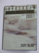 Coffret FDC FINLANDE 2000 -RAHASARJA - Myntserie Münzserie Coinage - Suomi Finland  **** EN ACHAT IMMEDIAT **** - Finlande