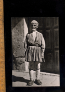 Greece : Costumes Grecs Costume De Campagne Greek Countryman Suit - Grèce