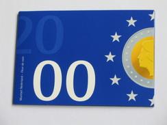 Coffret FDC 2000 PAYS BAS - Muntset Nederland - De Nederlandse Munt   **** EN ACHAT IMMEDIAT **** - Pays-Bas