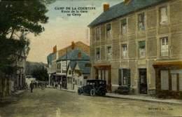 LA COURTINE / ROUTE DE LA GARE / A 5 - La Courtine
