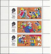 Allemagne 1975  Mi.nr.:2096-2098 Kleinbogem Märchen  Neuf Sans Charniere /MNH / Postfris