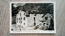 Cpa Andorra Andore - Andorre