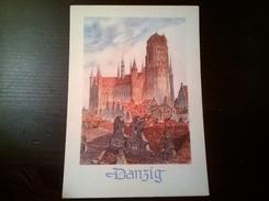 D- Danzig Deutsche Städtebilder F/0958 - Danzig