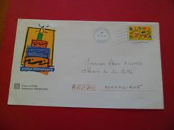 Entier PAP 3046-E1 Joyeux Anniversaire Bougie Et Gateau Le 16/4/2008 TB - Prêts-à-poster:  Autres (1995-...)