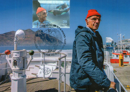 Macedonia Jacques Yves COUSTEAU Scientist Investigator MC - Macédoine