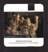 Ticket Grotte Di Castellana - Italia - 2014 Cave Grottes Höhle - Toegangskaarten
