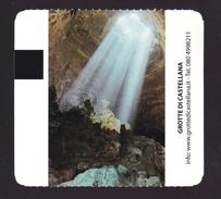 Ticket Grotte Di Castellana - Italia - 2015 Cave Grottes Höhle - Biglietti D'ingresso