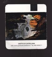Ticket Grotte Di Castellana - Italia - 2014 Cave Grottes Höhle Speleologia Speleologie Speleology - Biglietti D'ingresso