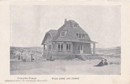 Koksijde, Coxyde Plage, Villas Dans Les Dunes (pk34617) - Koksijde
