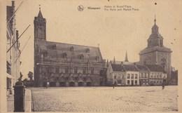 Nieuwport, Nieuport, Halles Et Grand Place (pk34619) - Nieuwpoort