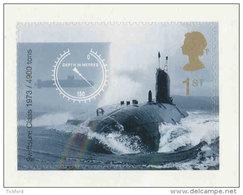 GRANDE-BRETAGNE - 2001 - TP  Autoadhésif  YT 2248  - SG N°2207 - NEUF  LUXE ** MNH - Royal Navy, Sous-marin - 1952-.... (Elisabeth II.)