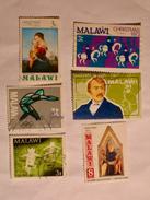 MALAWI  1971-73  LOT# 6 - Malawi (1964-...)