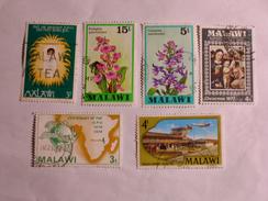 MALAWI  1974-79  LOT# 7 - Malawi (1964-...)
