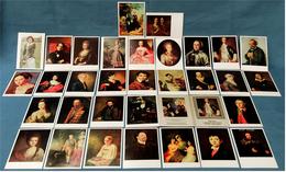 32 Bilder Von Bekannten Russischen Persönlichkeiten - 18. / 19. Jahrhundert - Sonstige