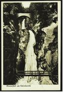Wasserfall Am Tatzelwurm  -  Ansichtskarte Ca.1925    (7223) - Miesbach