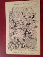 Illustrateur MORER D Scène Des PTT L'Avalanche Etrennes - Autres Illustrateurs
