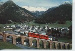 Parsenbahn Davos - Gebruikt Used - Trains